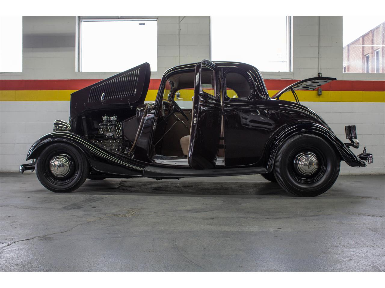 Large Picture of Classic '33 Ford Hot Rod - KJ00