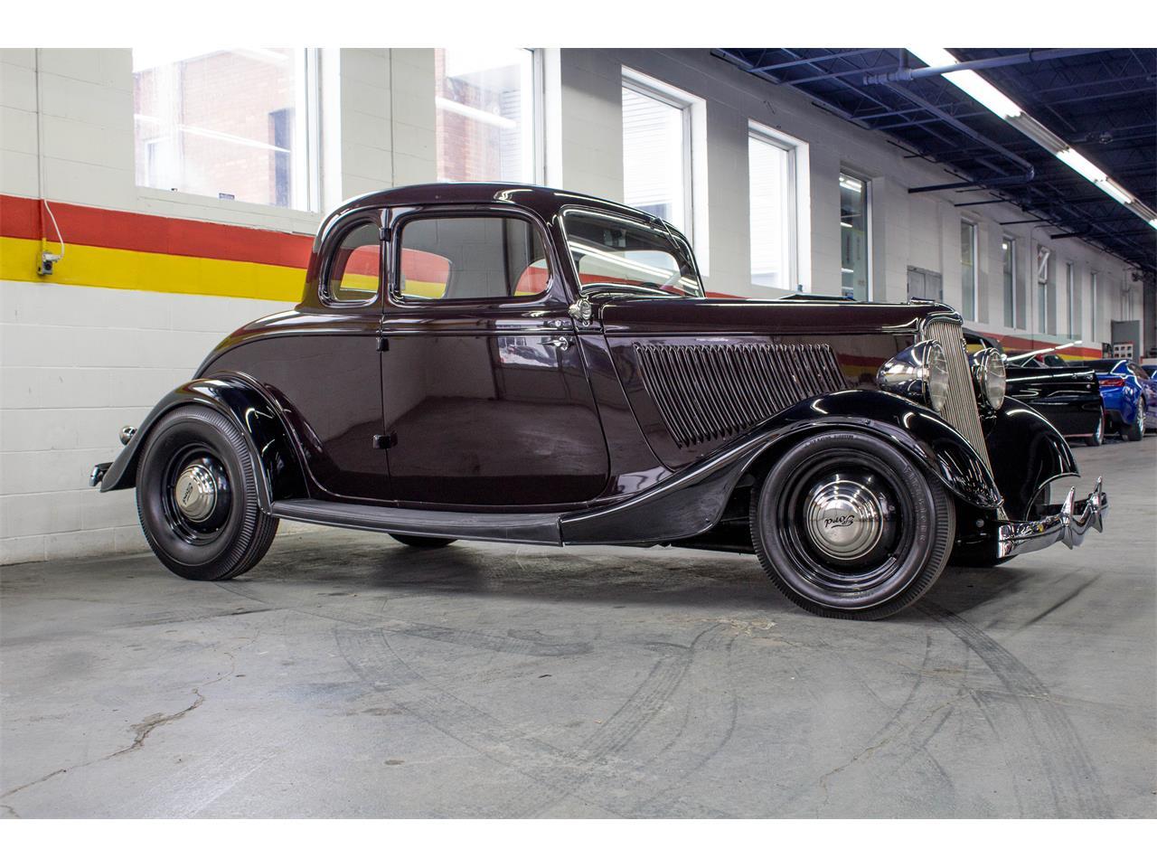 Large Picture of Classic '33 Ford Hot Rod located in Quebec - $89,500.00 - KJ00