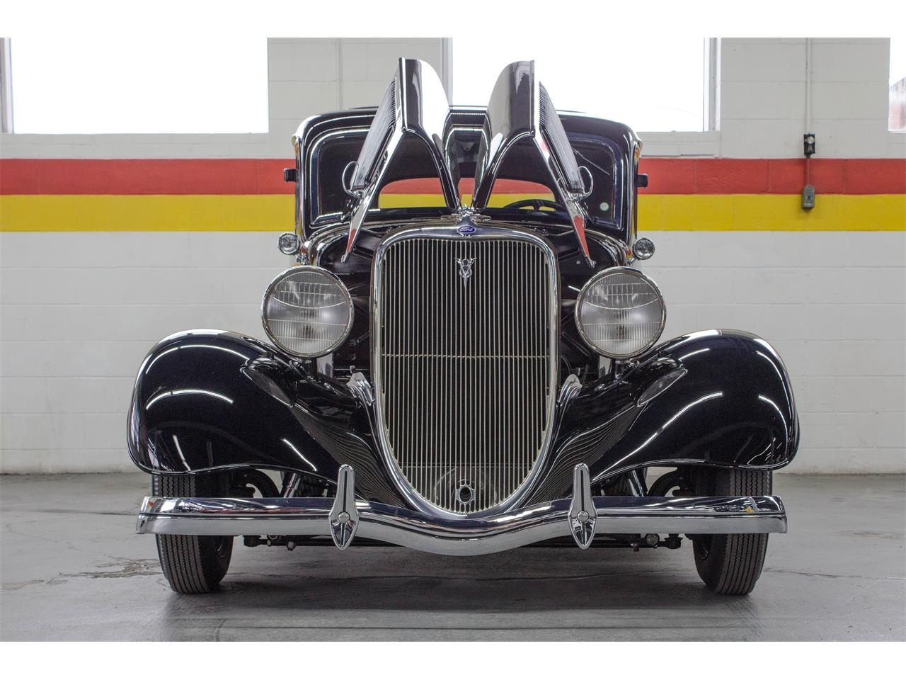 Large Picture of Classic 1933 Ford Hot Rod - $89,500.00 Offered by John Scotti Classic Cars - KJ00