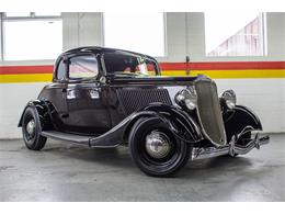 Picture of '33 Ford Hot Rod located in Montreal Quebec Offered by John Scotti Classic Cars - KJ00