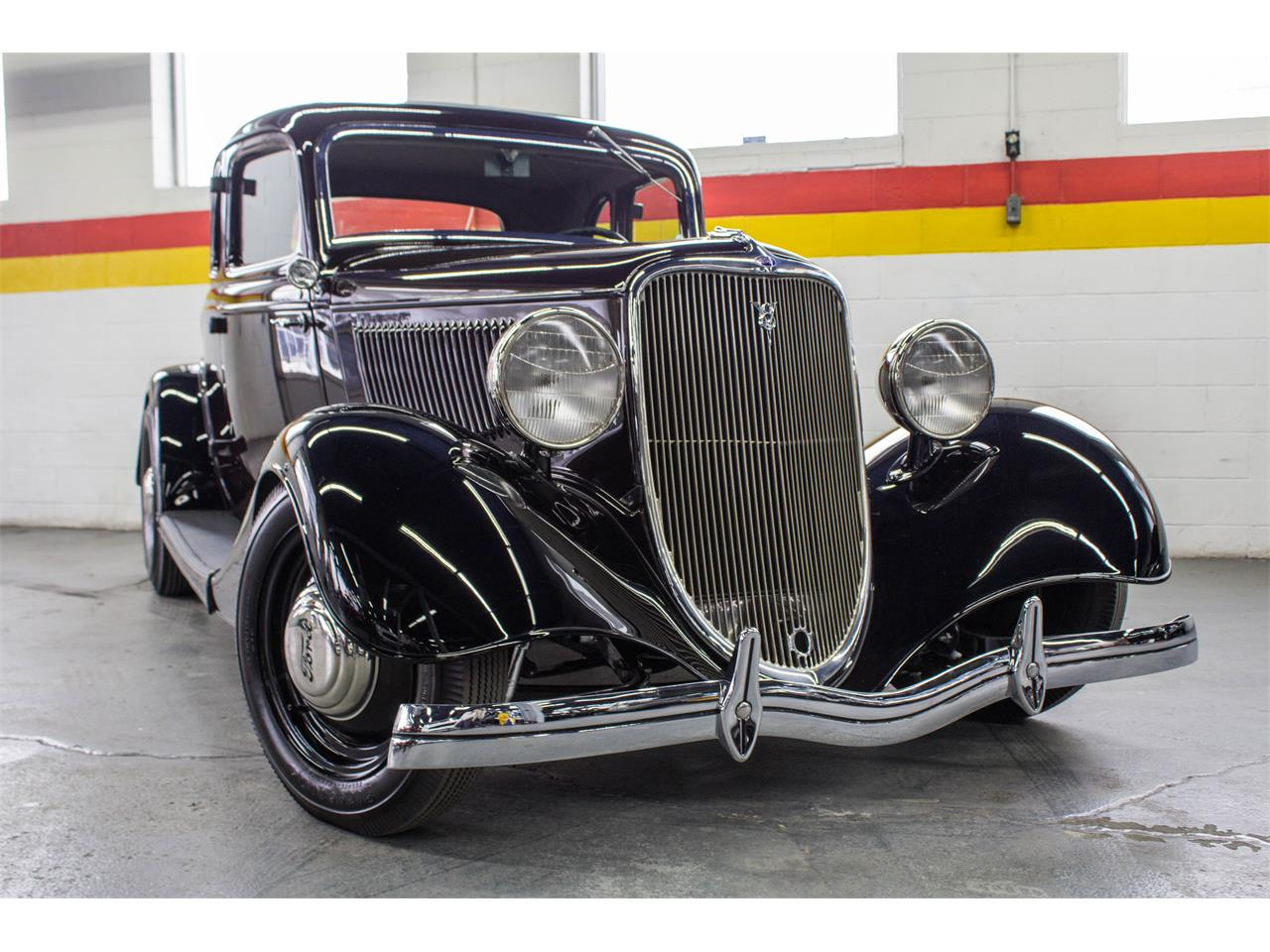 Large Picture of 1933 Hot Rod located in Quebec Offered by John Scotti Classic Cars - KJ00