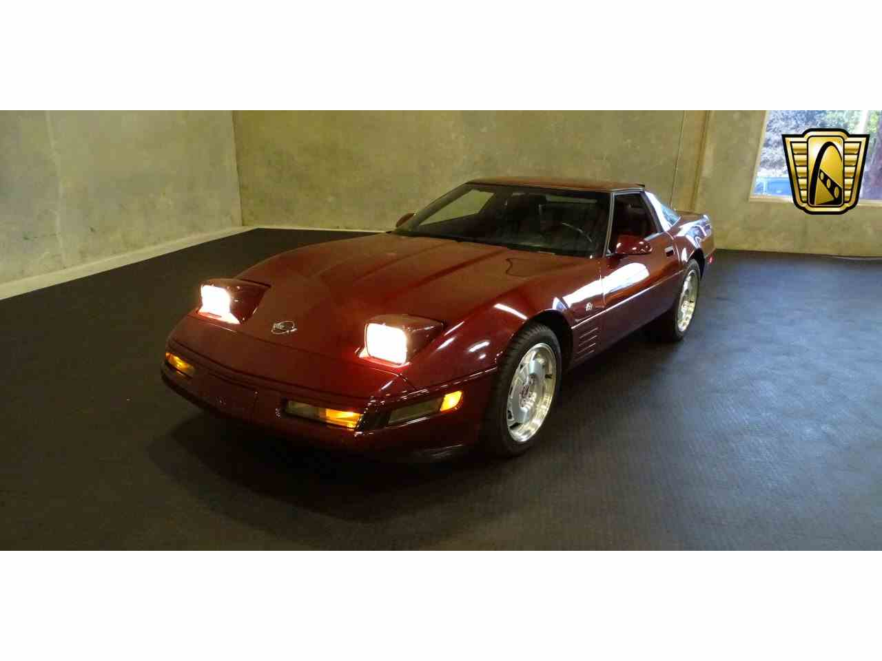 Large Picture of '93 Chevrolet Corvette located in Florida - KDMF