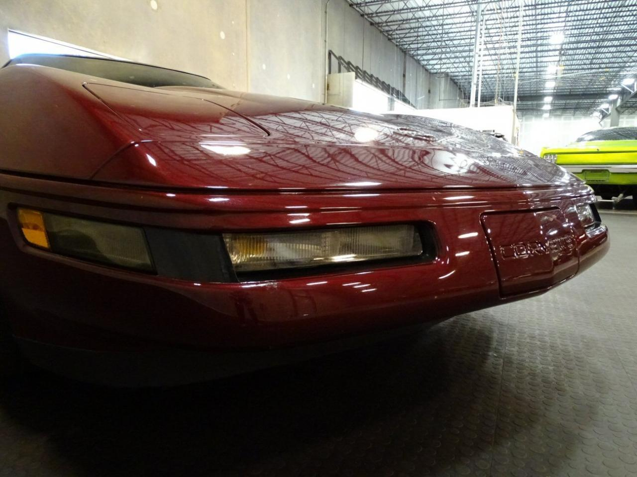 Large Picture of '93 Corvette - KDMF