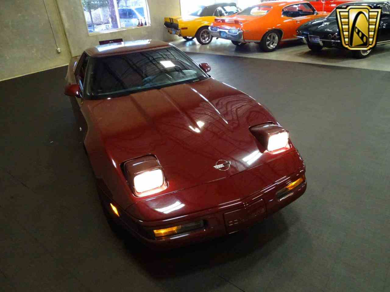 Large Picture of '93 Chevrolet Corvette Offered by Gateway Classic Cars - Tampa - KDMF