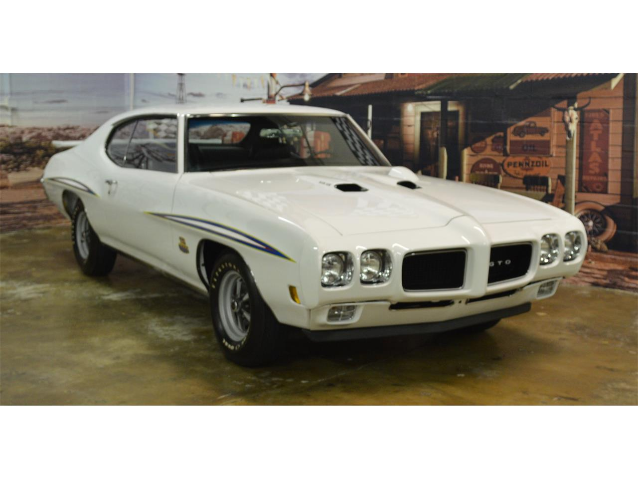 Large Picture of '70 Pontiac GTO (The Judge) Offered by L.R.A. Enterprises Auto Museum & Sales - KJ17