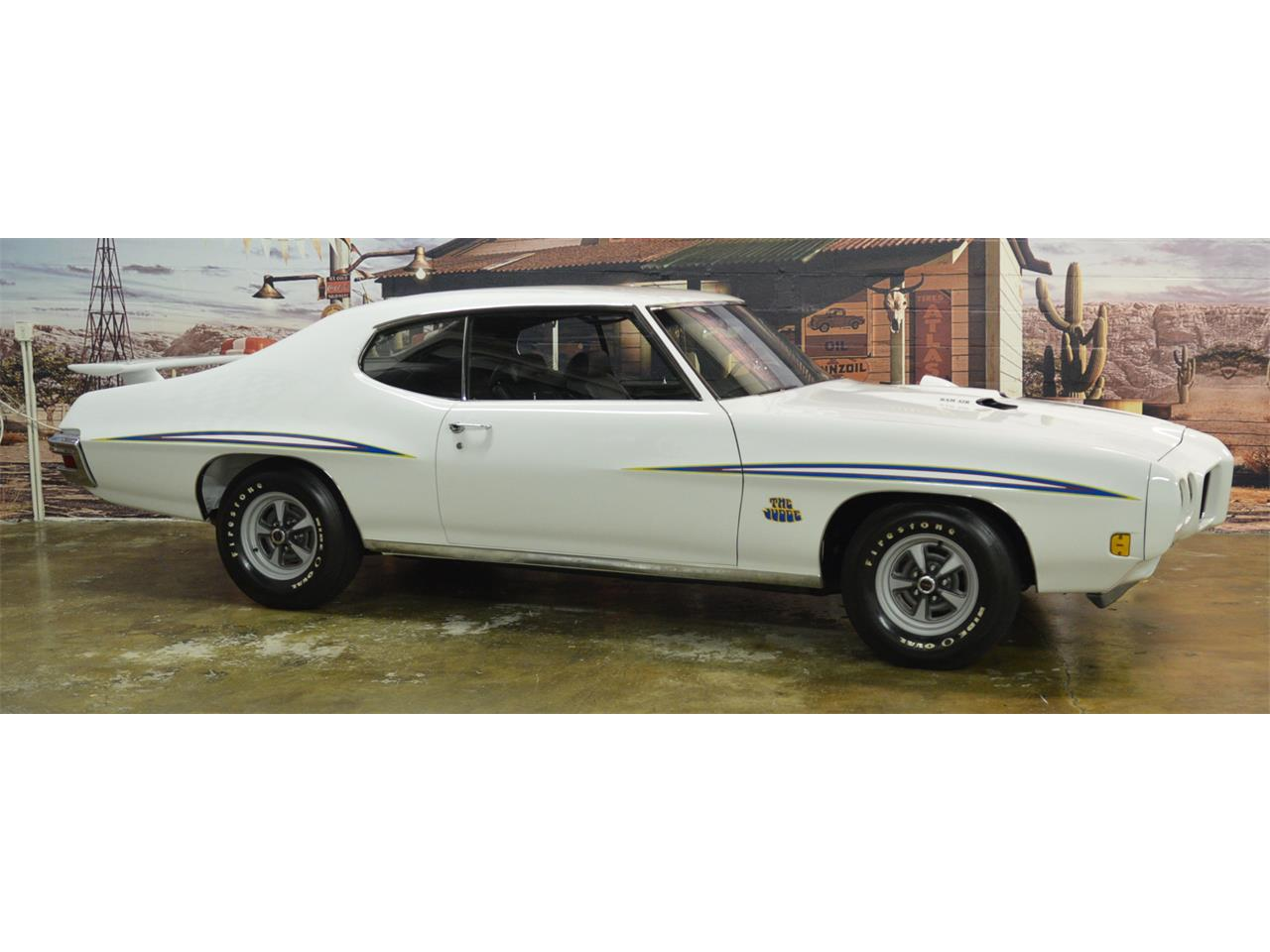Large Picture of 1970 Pontiac GTO (The Judge) - KJ17