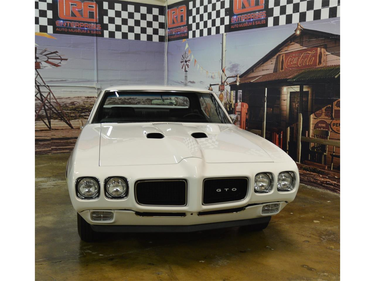 Large Picture of Classic '70 Pontiac GTO (The Judge) Offered by L.R.A. Enterprises Auto Museum & Sales - KJ17