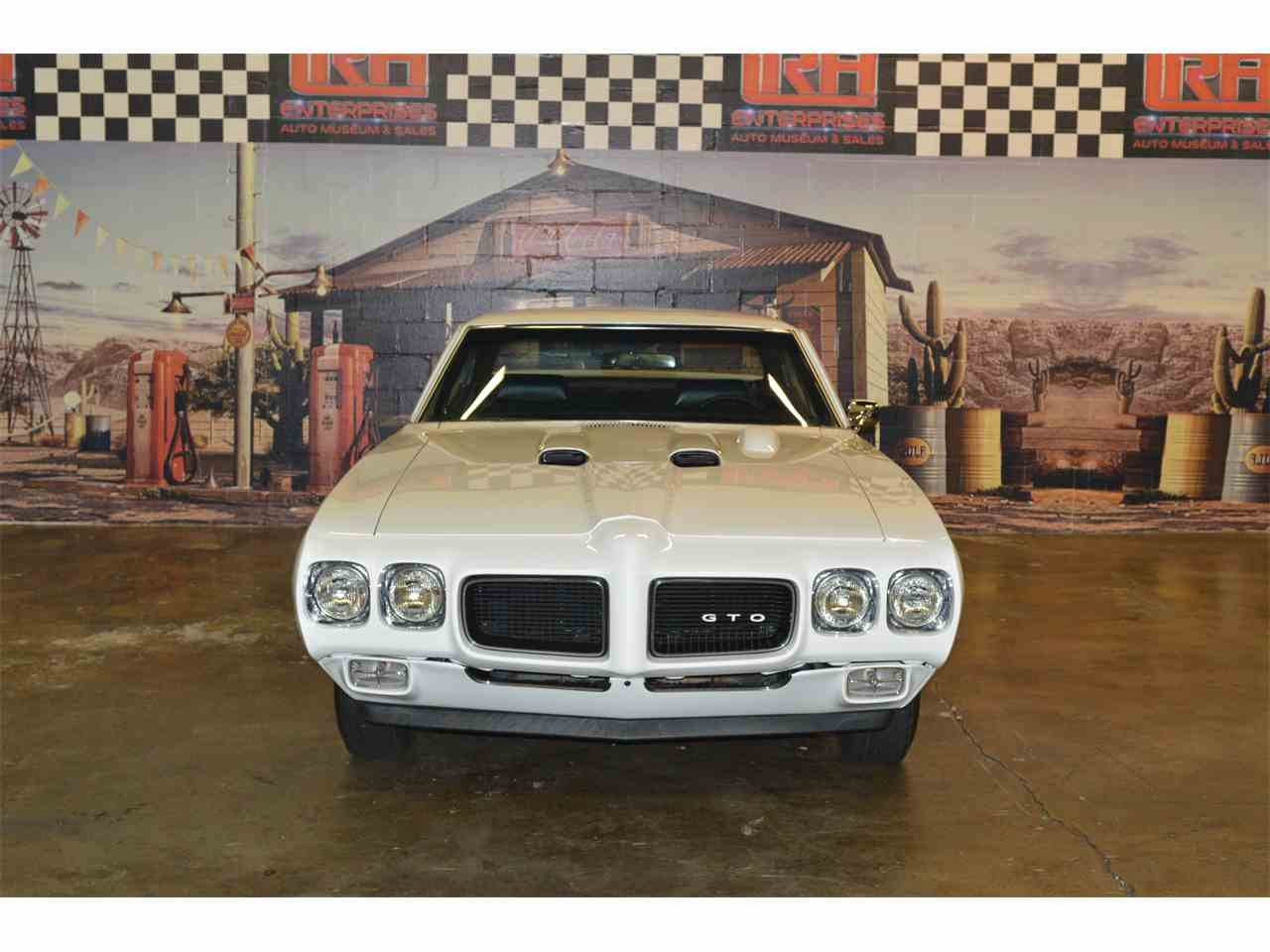 Large Picture of '70 GTO (The Judge) - KJ17