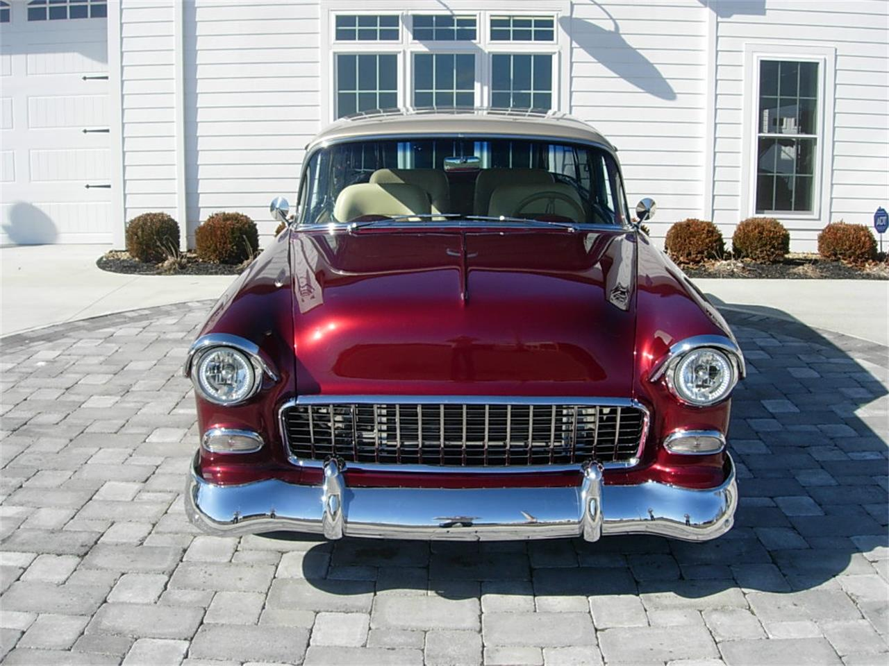 Large Picture of '55 Nomad - KJ1B