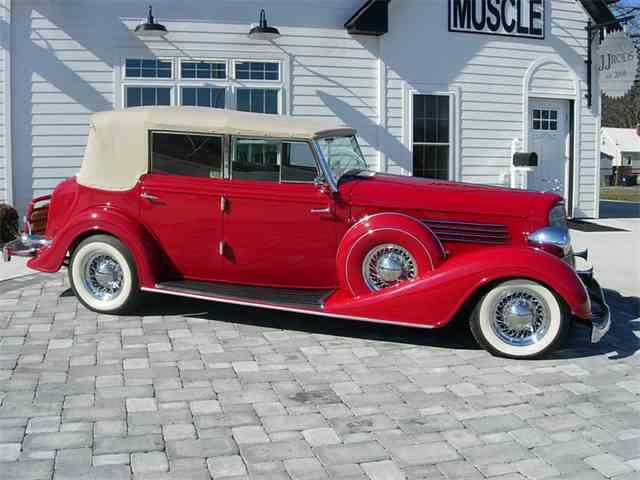 Picture of Classic 1935 Antique - KJ1F