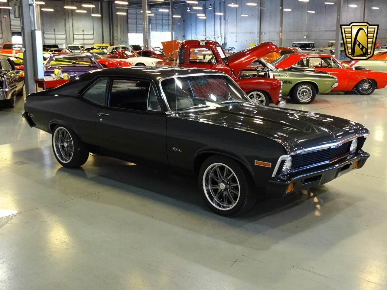 Large Picture of '72 Nova Offered by Gateway Classic Cars - Orlando - KJ1N