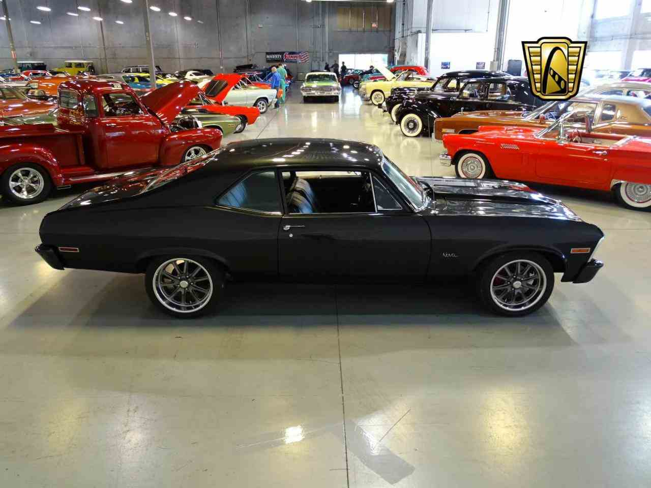 Large Picture of Classic '72 Nova located in Florida Offered by Gateway Classic Cars - Orlando - KJ1N