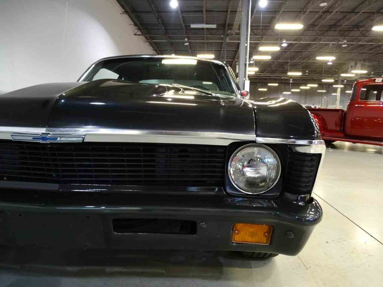 Large Picture of Classic '72 Chevrolet Nova located in Florida - $22,595.00 Offered by Gateway Classic Cars - Orlando - KJ1N