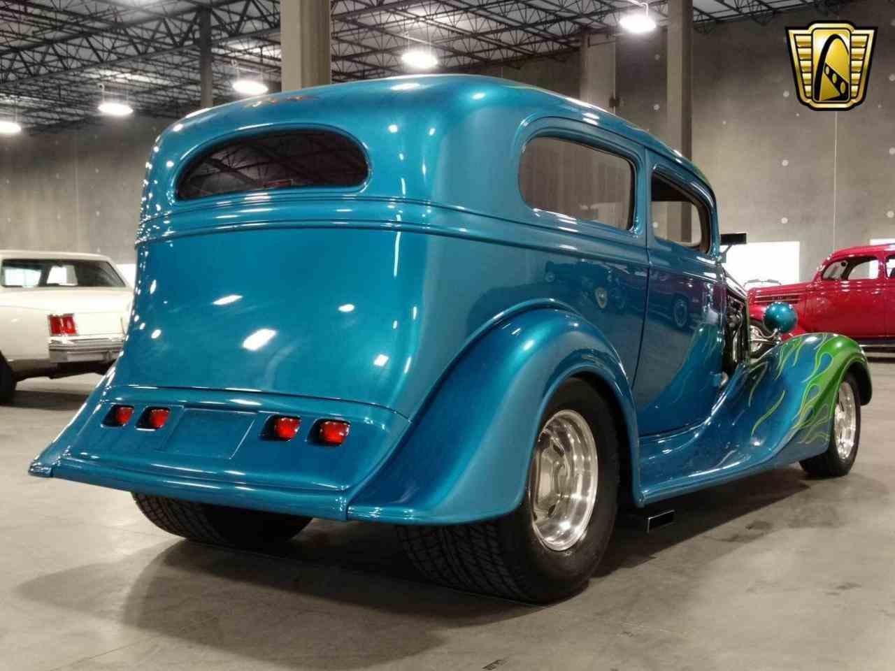 Large Picture of '34 Sedan - KJ1Z