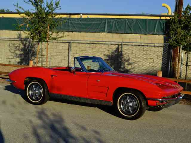 Picture of '63 Corvette - KJ3E