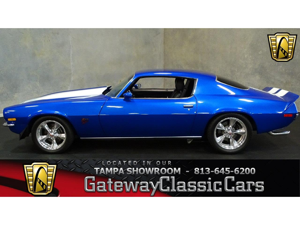 Large Picture of '73 Camaro - KDMZ