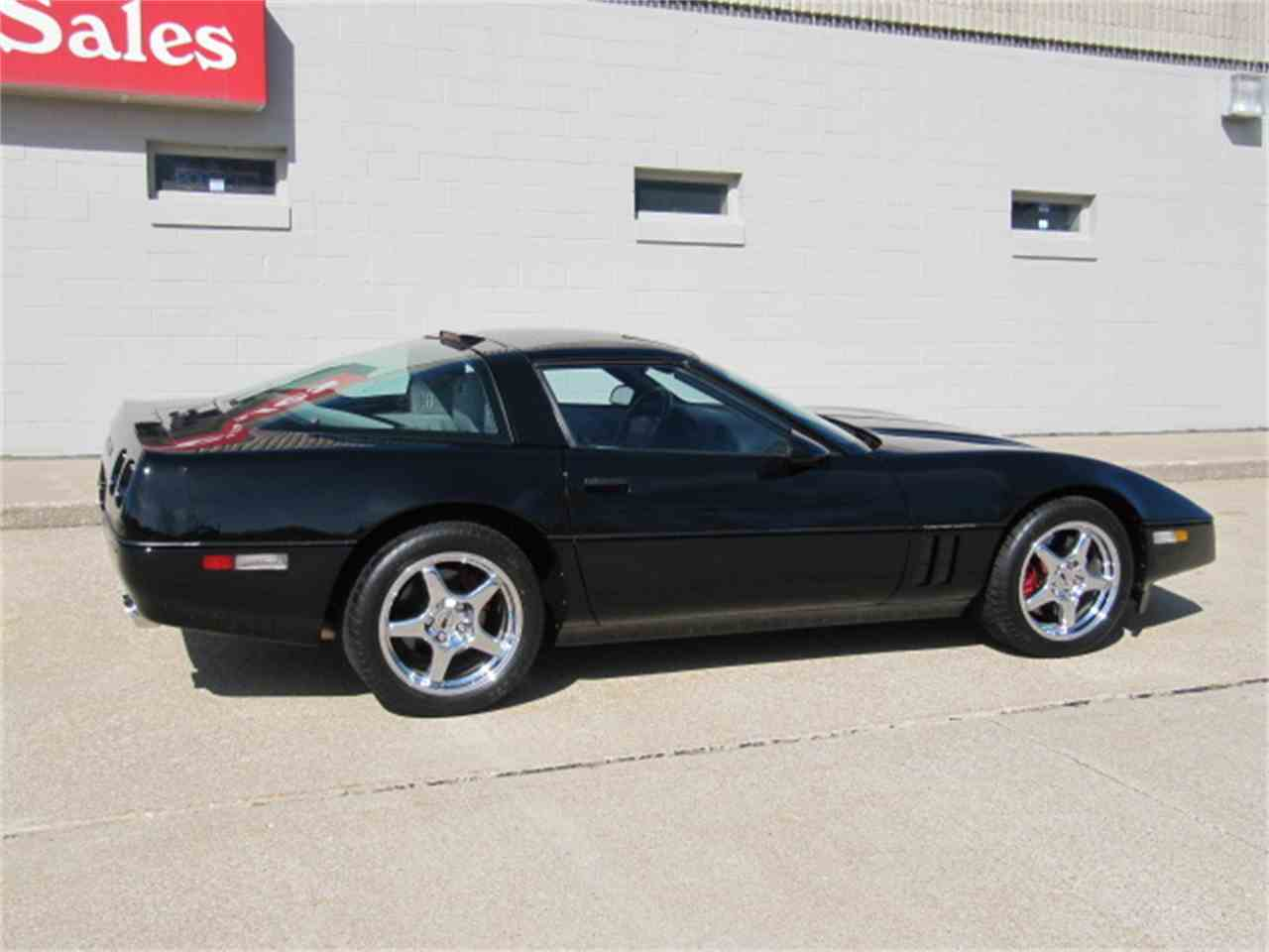 Large Picture of '90 Corvette ZR1 - KJ5Q