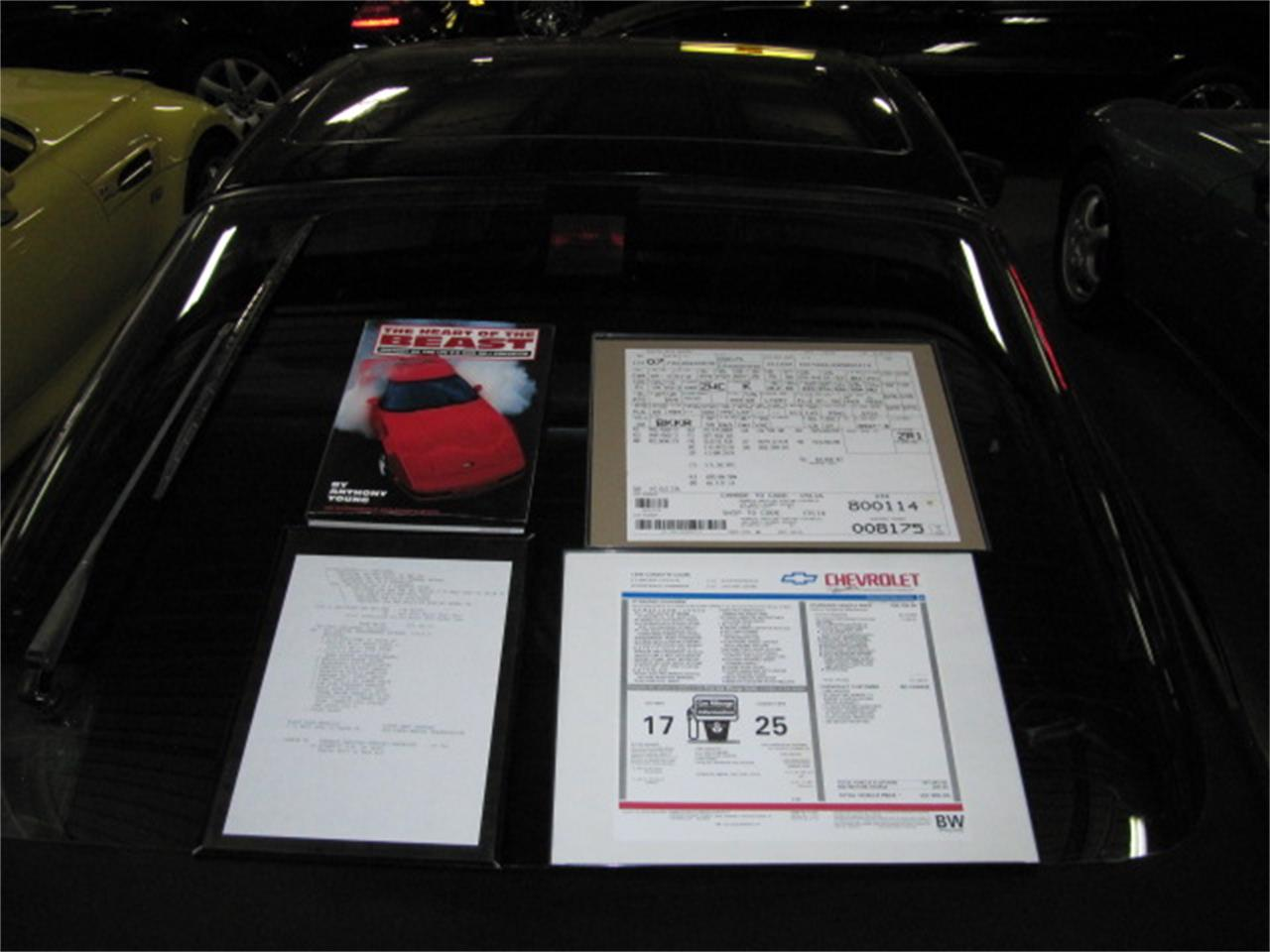 Large Picture of 1990 Chevrolet Corvette ZR1 - $26,900.00 Offered by Classic Auto Sales - KJ5Q