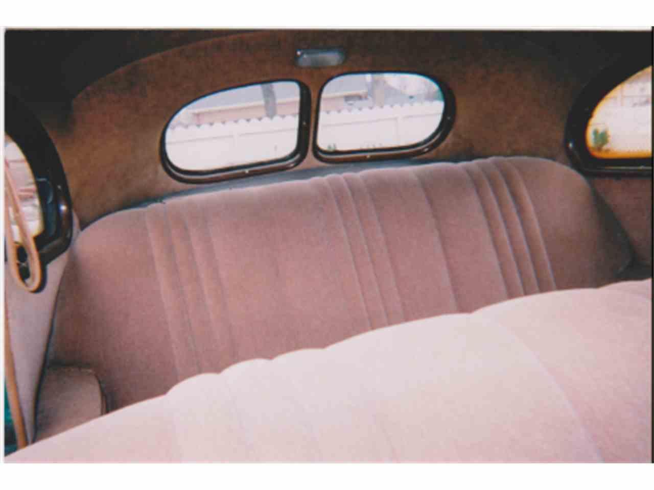 Large Picture of '37 D5 Sedan - KJ5U