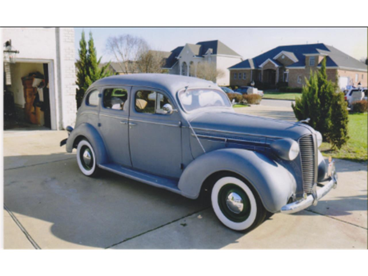 Large Picture of '37 D5 Sedan - KJ5U