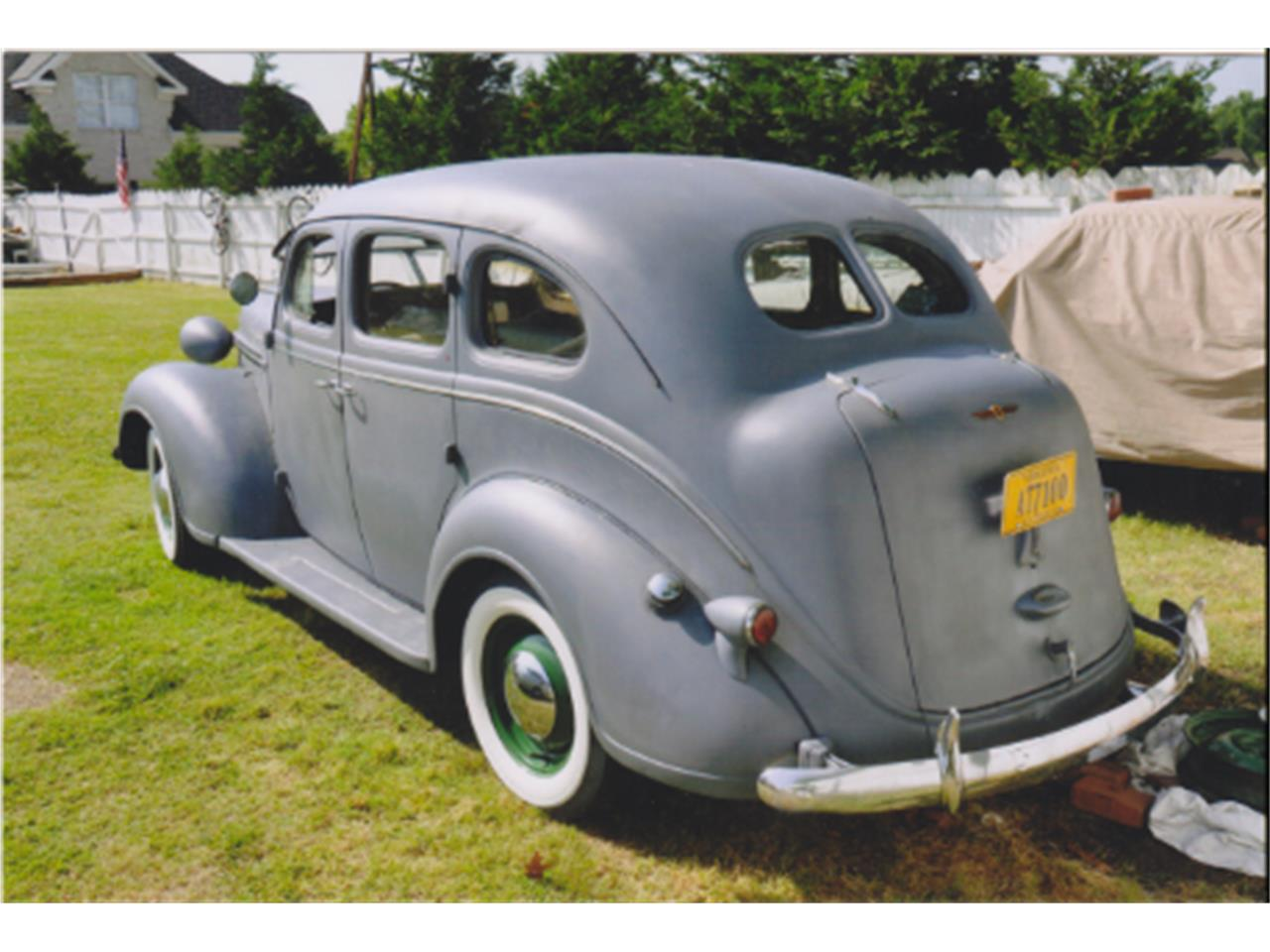 Large Picture of Classic '37 D5 Sedan located in Chesapeake  Virginia - $25,000.00 Offered by a Private Seller - KJ5U