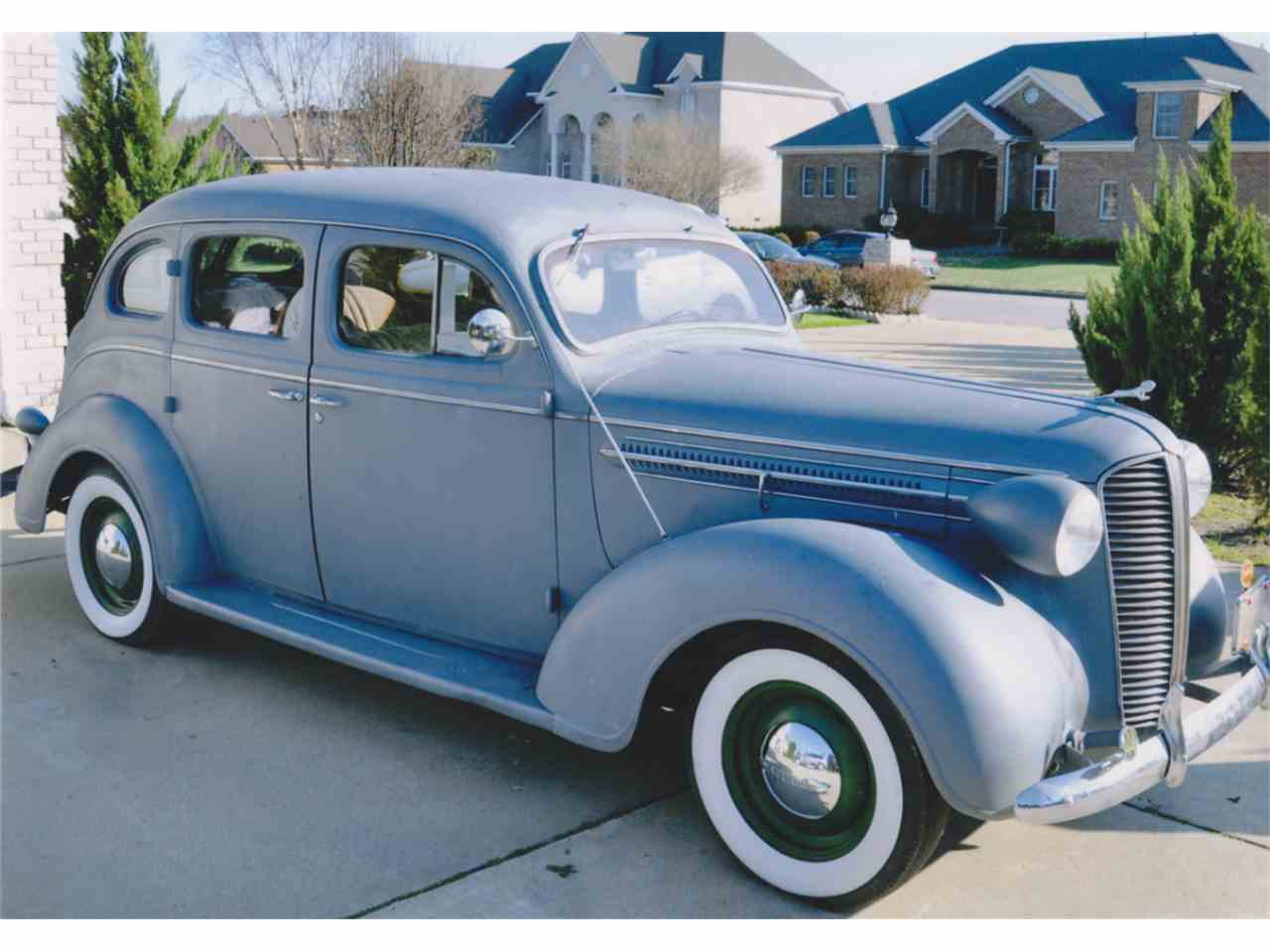 1937 Dodge Coupe Street Rod Project Car For Sale: 1937 Dodge Brothers D5 Sedan For Sale