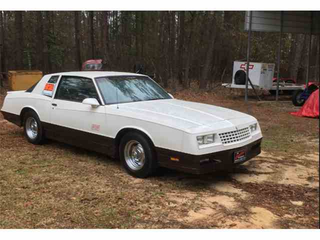 Picture of 1987 Chevrolet Monte Carlo SS Aerocoupe located in Georgia - KJ5W