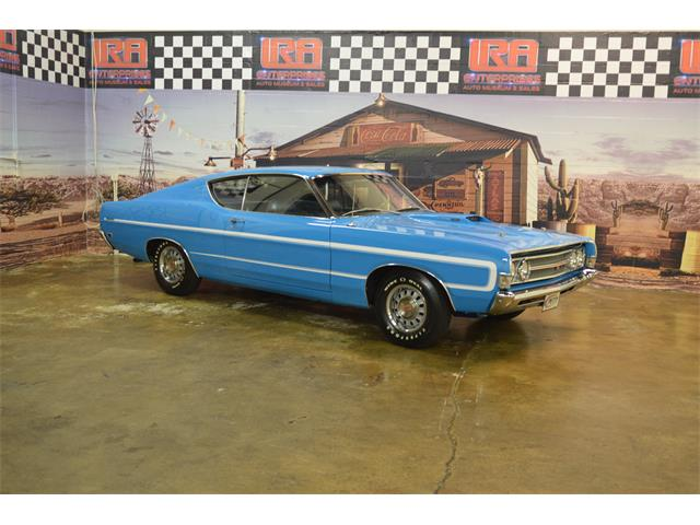 Picture of 1969 Ford Torino located in BRISTOL Pennsylvania Auction Vehicle - KJ5X