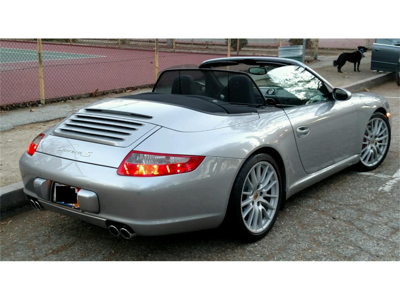Large Picture of '06 Porsche 911 Carrera S located in Pasadena California - $40,000.00 Offered by a Private Seller - KJ68