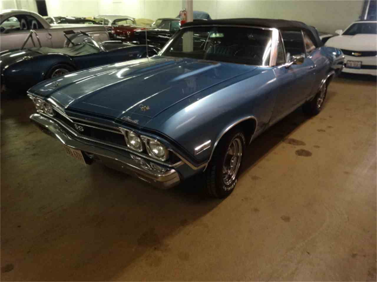 Large Picture of '68 Chevelle - KJ6N