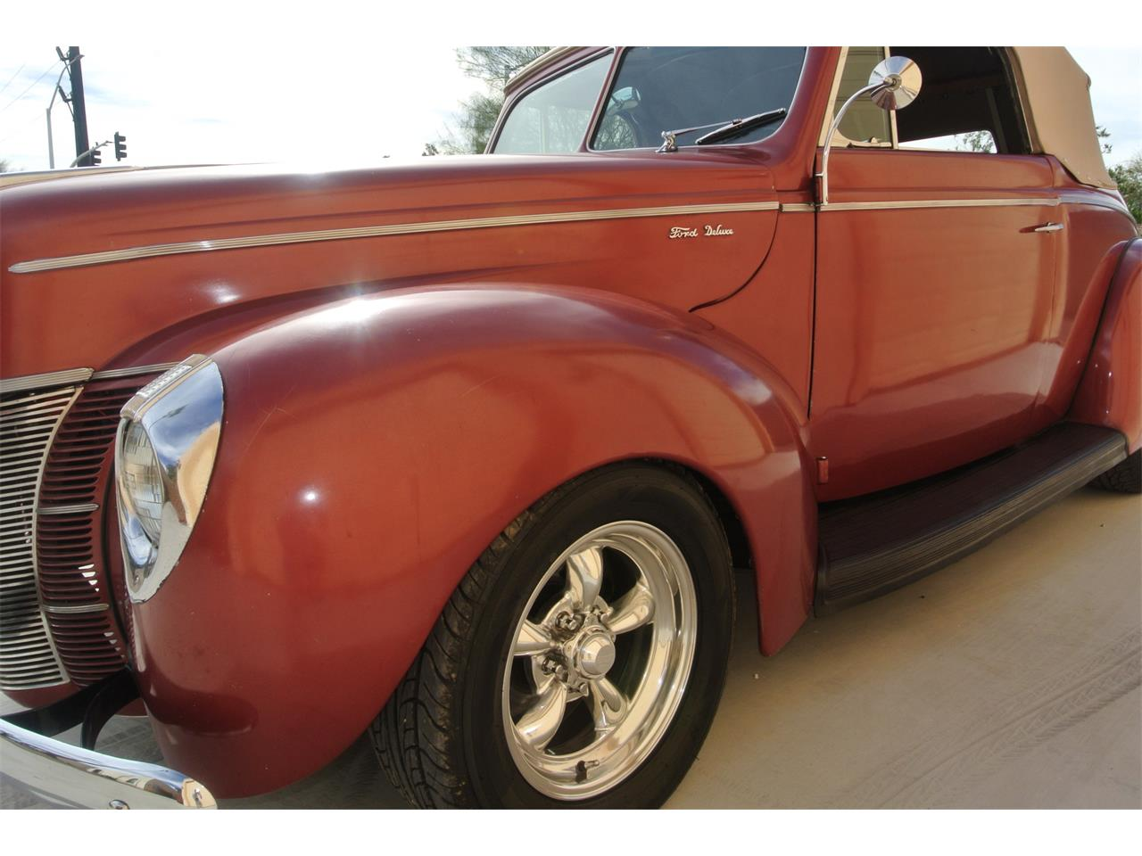 Large Picture of '40 Convertible - KJ6Y