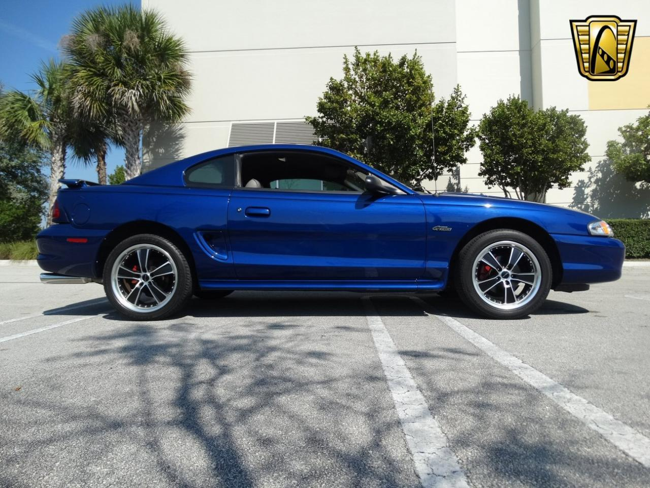 Large Picture of '96 Mustang located in Coral Springs Florida Offered by Gateway Classic Cars - Fort Lauderdale - KJ79