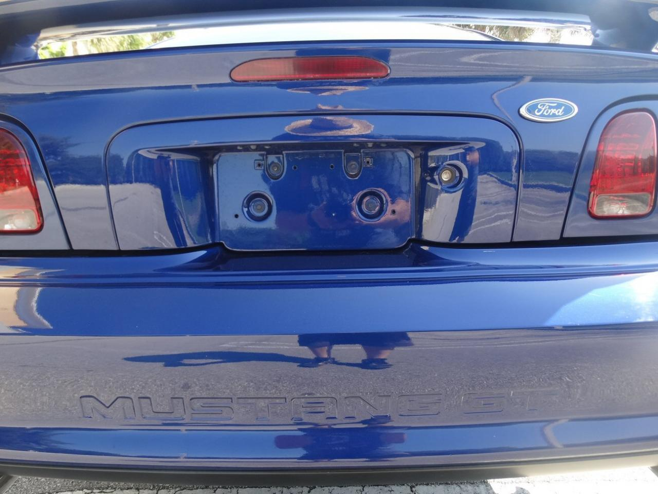 Large Picture of '96 Ford Mustang Offered by Gateway Classic Cars - Fort Lauderdale - KJ79