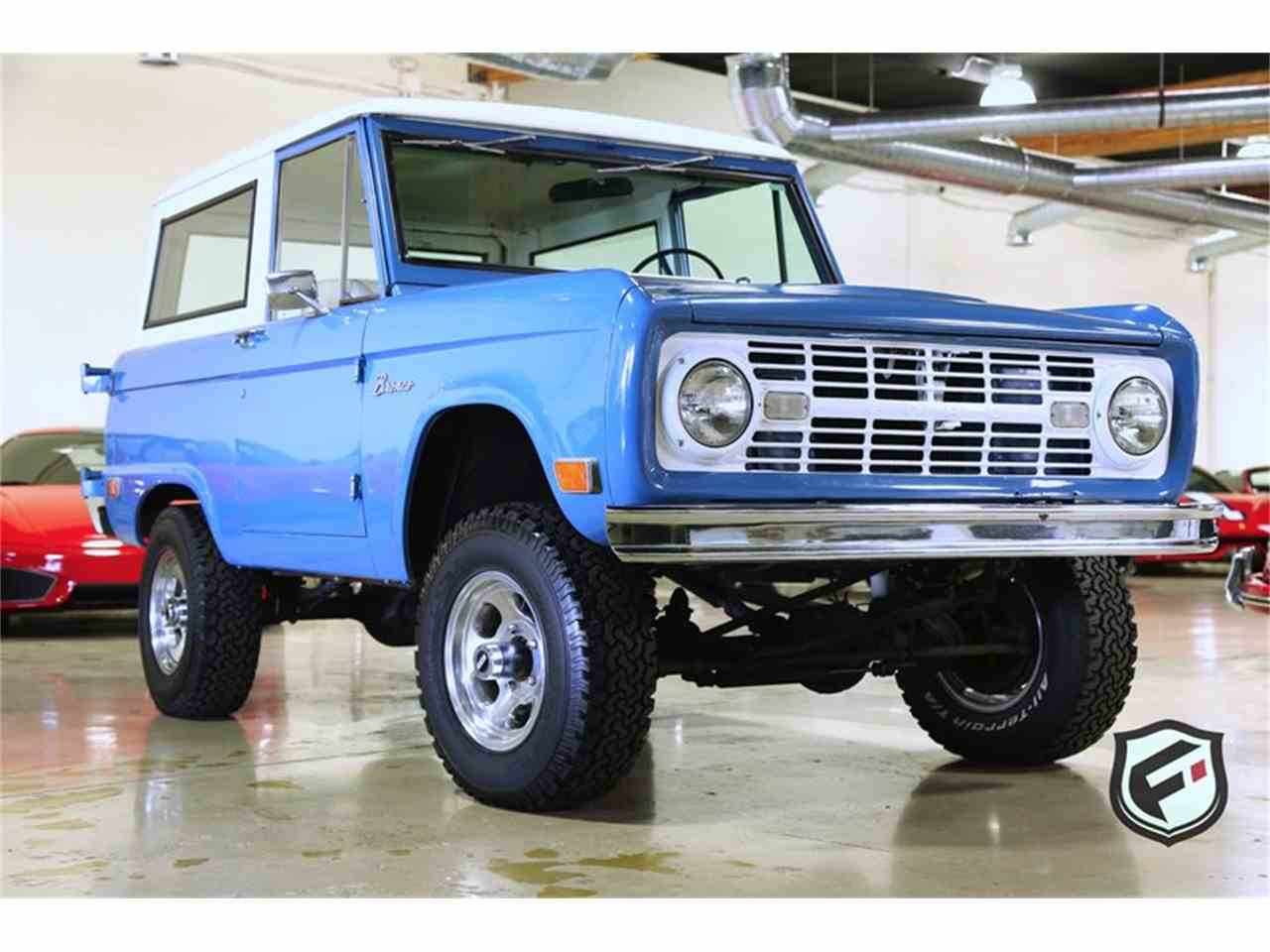 Large Picture of '68 Bronco - KJ8R