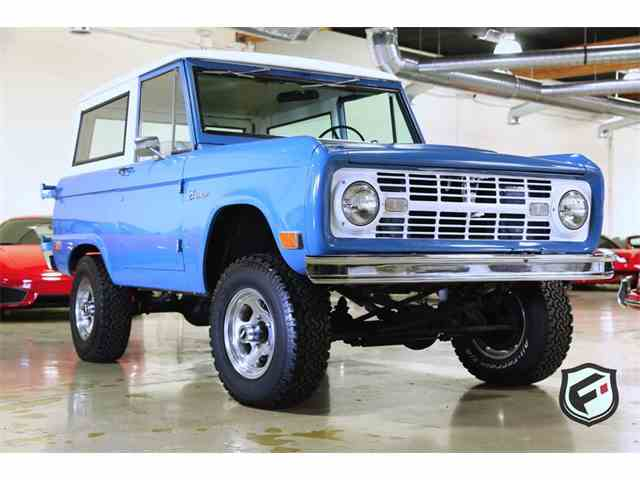 Picture of '68 Bronco - KJ8R