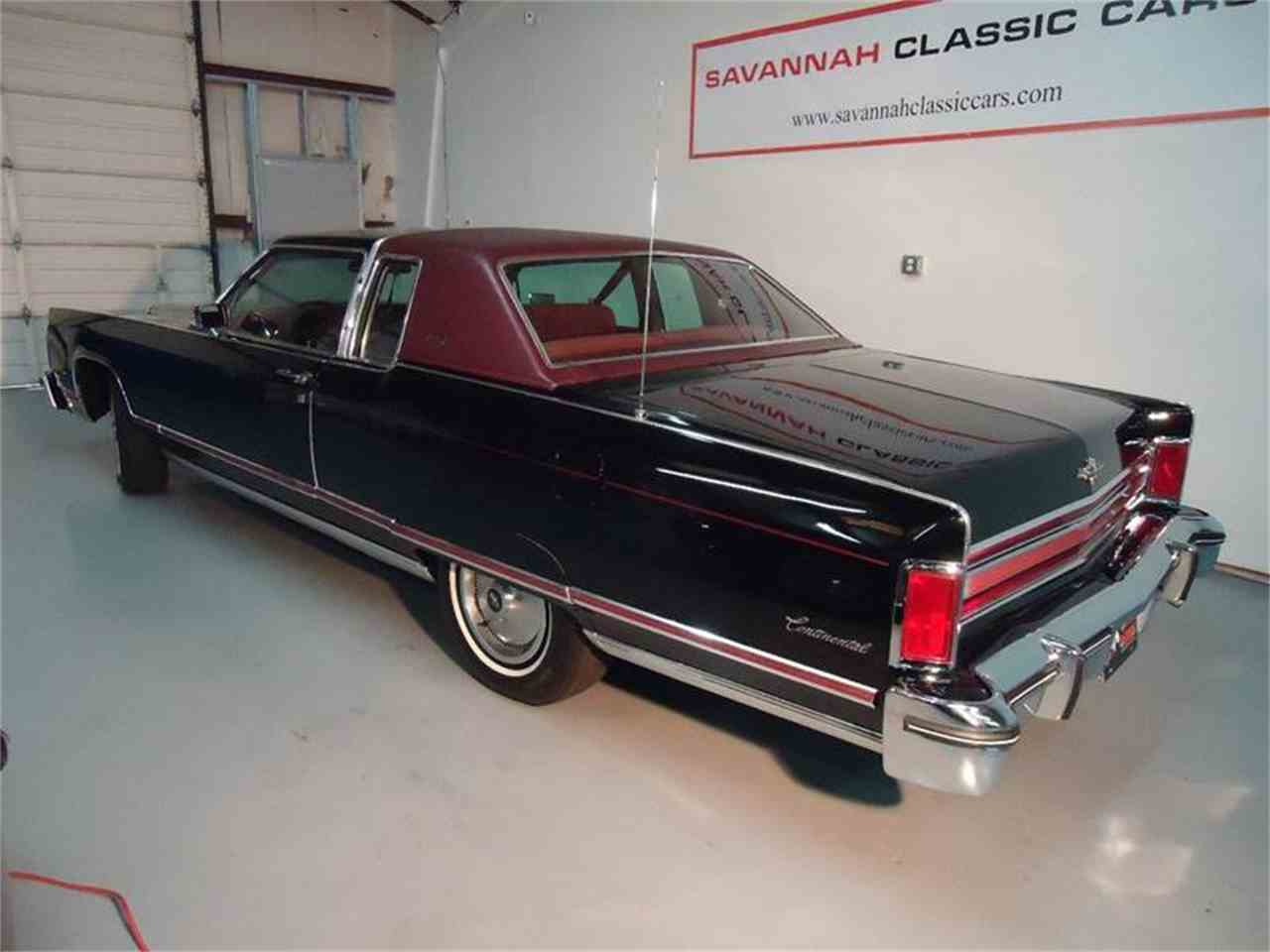 Cars For Sale Savannah Ga: 1976 Lincoln Town Car For Sale