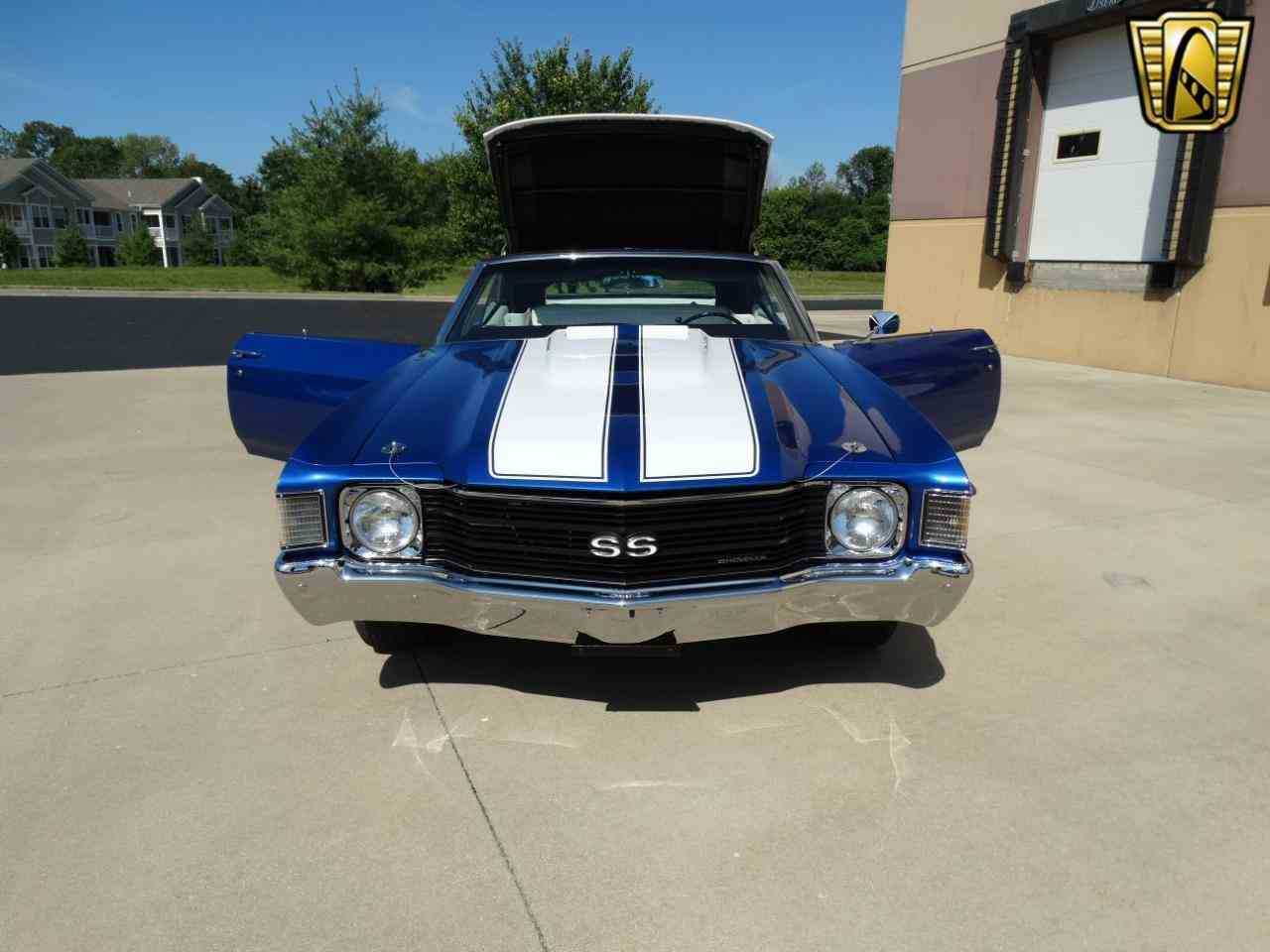 Large Picture of '72 Chevelle - KDND