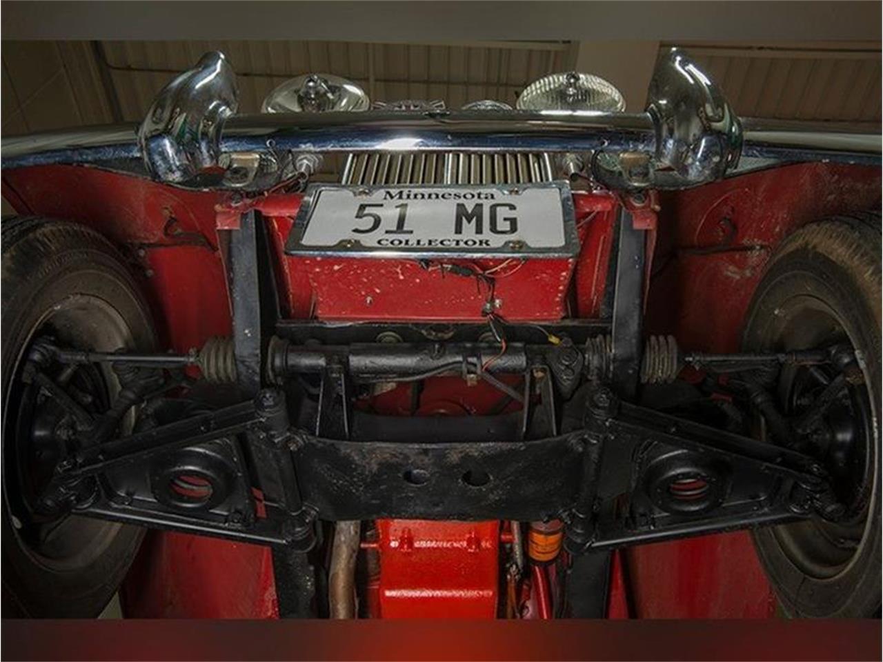 1951 MG TD for Sale   ClassicCars.com   CC-958172