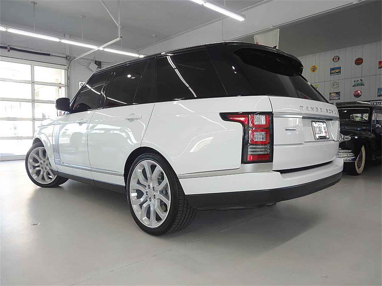 Large Picture of '14 RANGE ROVER SUPERCHARGED located in Iowa - $80,900.00 - KJBX