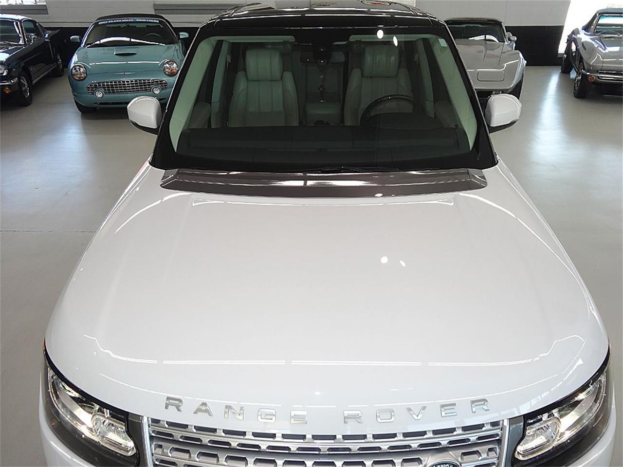 Large Picture of 2014 Land Rover RANGE ROVER SUPERCHARGED - $80,900.00 Offered by Veit's Vettes And Collector Cars - KJBX