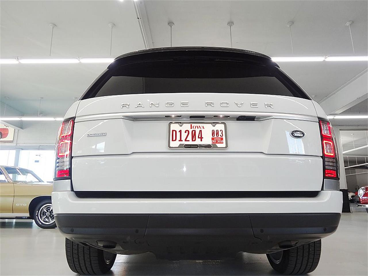 Large Picture of 2014 RANGE ROVER SUPERCHARGED located in Iowa - $80,900.00 - KJBX