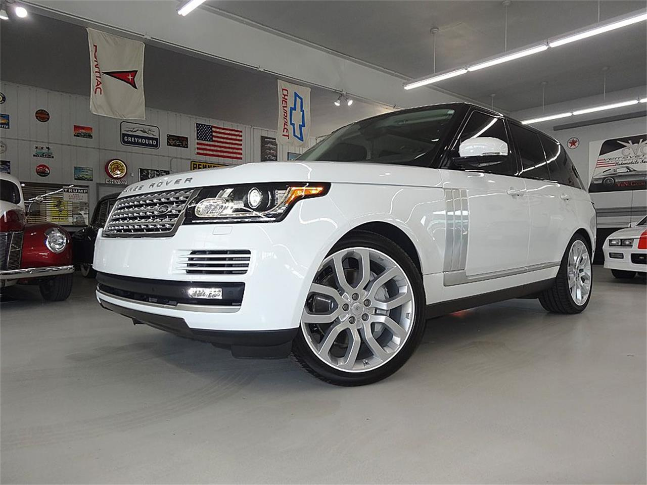Large Picture of 2014 RANGE ROVER SUPERCHARGED Offered by Veit's Vettes And Collector Cars - KJBX