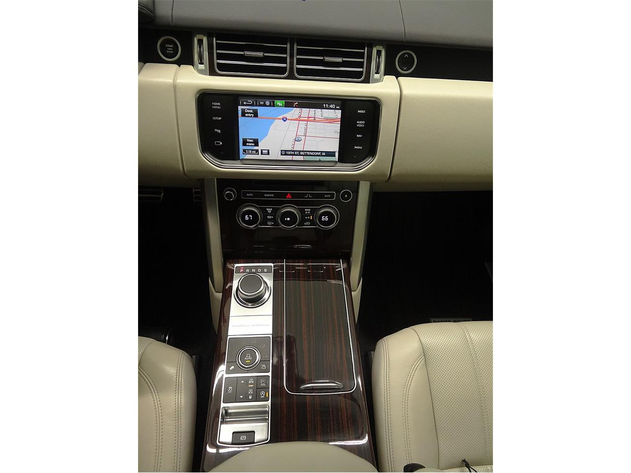 Large Picture of '14 Land Rover RANGE ROVER SUPERCHARGED - $80,900.00 - KJBX