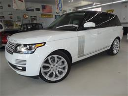 Picture of '14 Land Rover RANGE ROVER SUPERCHARGED located in Iowa - $80,900.00 Offered by Veit's Vettes And Collector Cars - KJBX