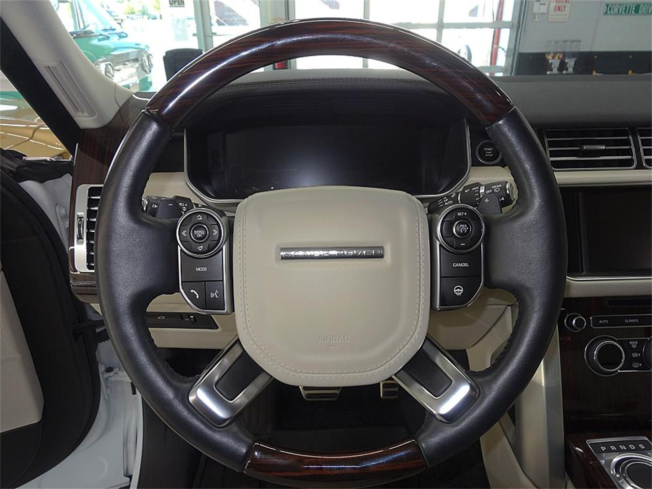 Large Picture of 2014 RANGE ROVER SUPERCHARGED located in Iowa - KJBX