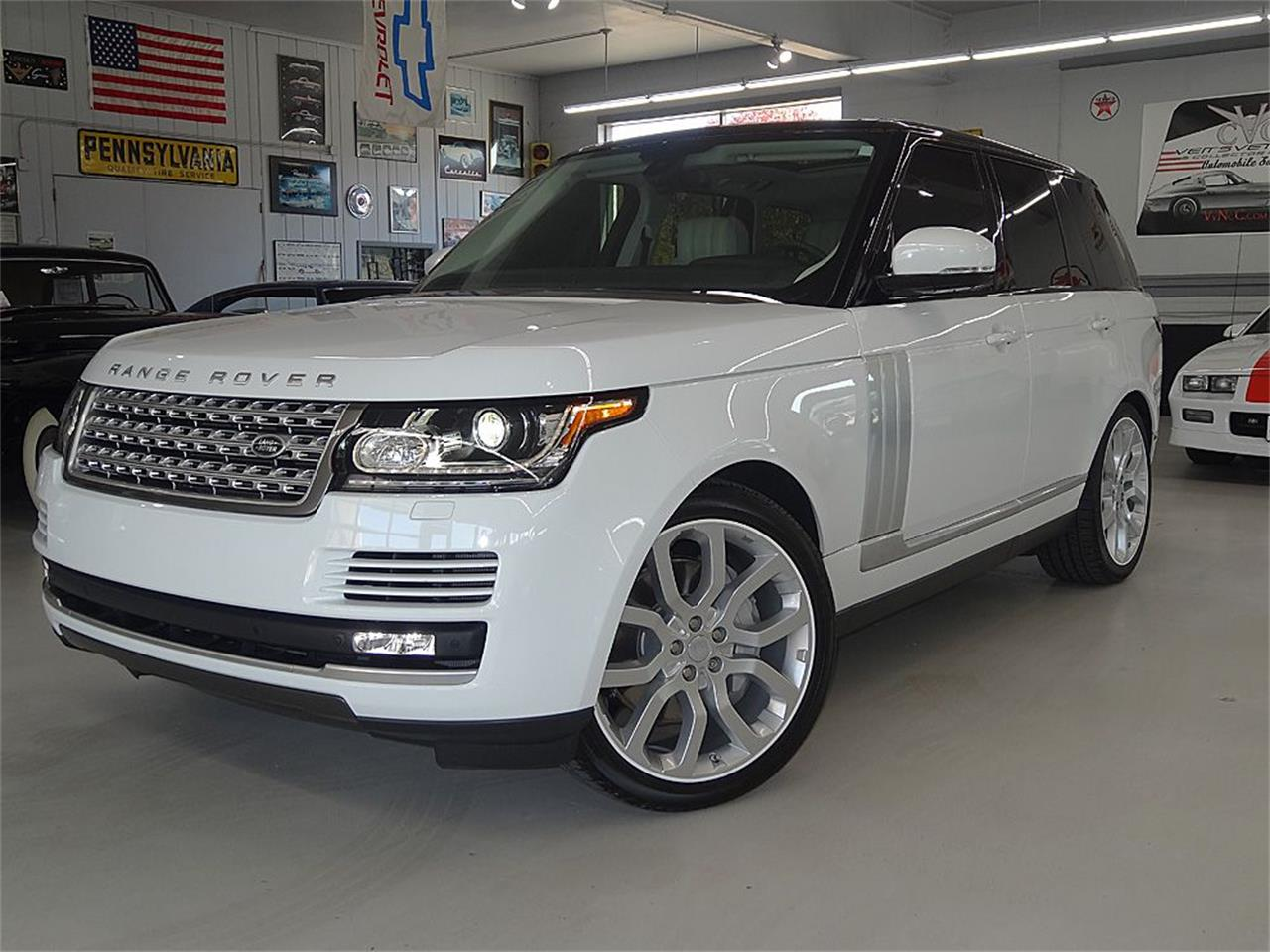 Large Picture of '14 Land Rover RANGE ROVER SUPERCHARGED - $80,900.00 Offered by Veit's Vettes And Collector Cars - KJBX