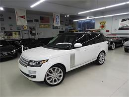 Picture of '14 Land Rover RANGE ROVER SUPERCHARGED located in Iowa Offered by Veit's Vettes And Collector Cars - KJBX