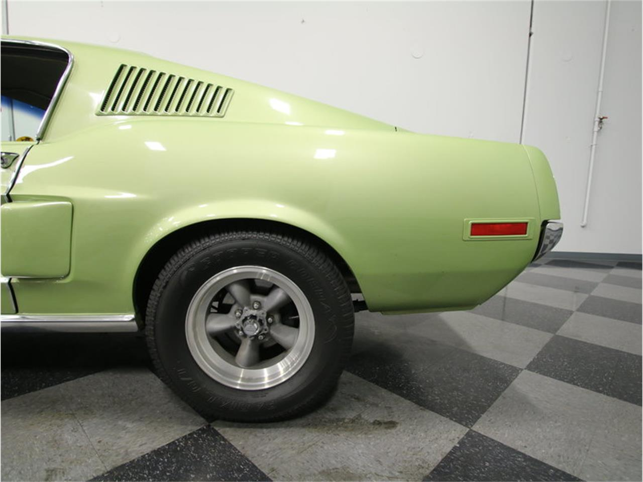 Large Picture of '68 Mustang - KJCH