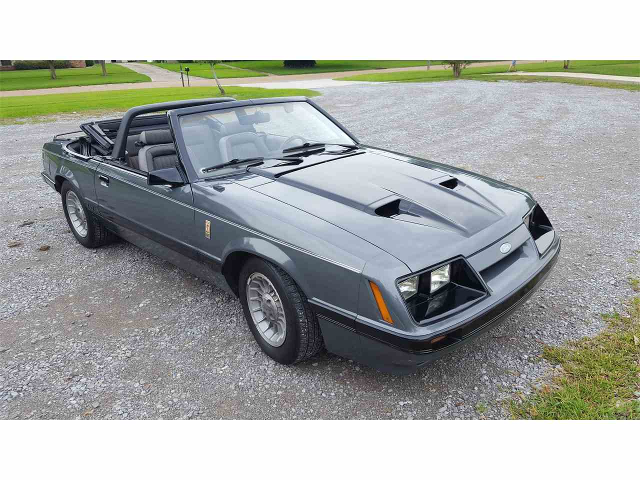 1986 Shelby GT350 for Sale | ClassicCars.com | CC-958222