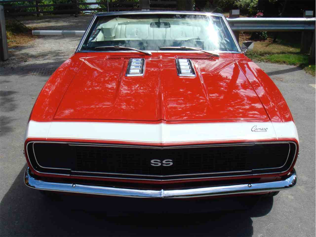 1968 Chevrolet Camaro RS/SS for Sale | ClassicCars.com | CC-958224